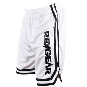 Cross Training Shorts - White - Fightstore Pro
