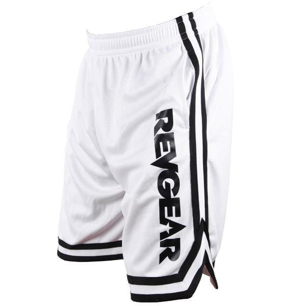 Revgear Cross Training Shorts - White