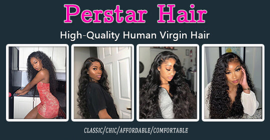 Human Virgin Hair Extensions Loose Wave