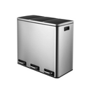 Stainless Steel Trash Can 14.3 Gallon 54L