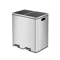 Trash Can#color_16 Gallon (Sliver)