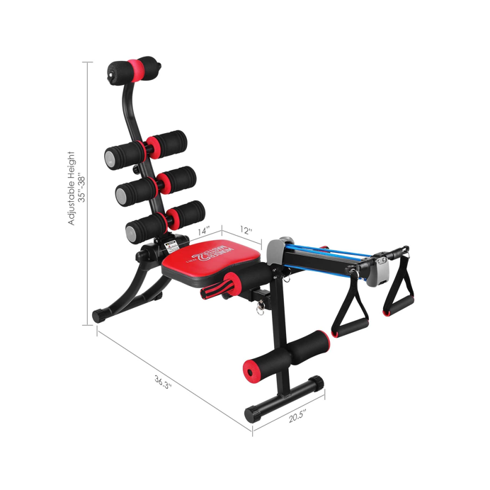 AB Workout Machines Home Fitness Equipment