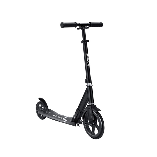 Commuter Scooter#color_Black