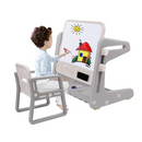 Kids Board Easel with Chair