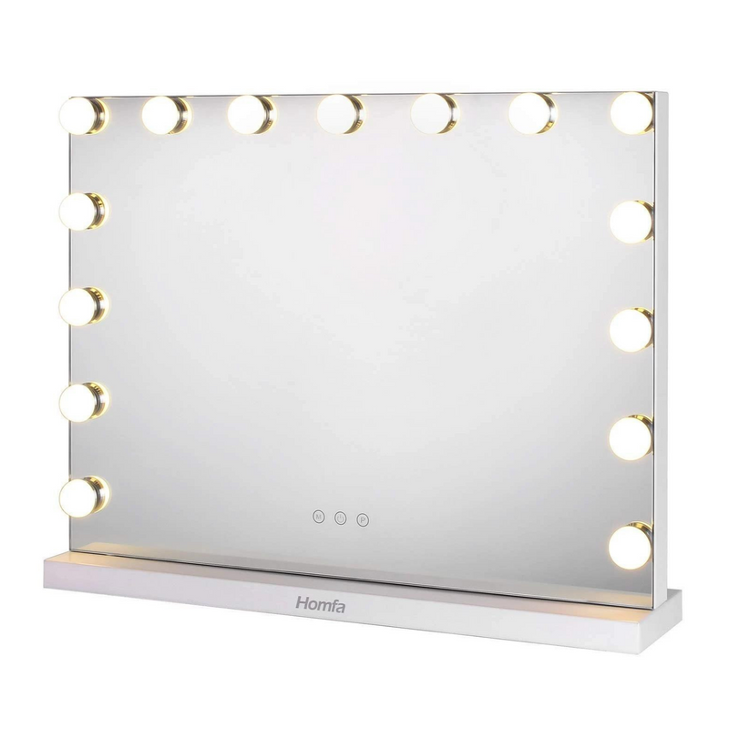 (23*17 inches) Hollywood Lighted Makeup Mirror