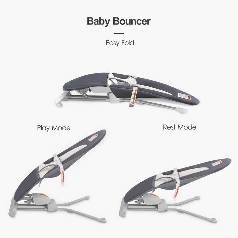 Electric Baby Swing Bouncer 2 in 1