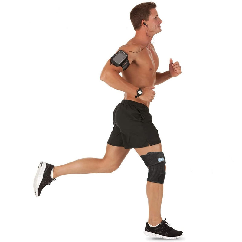 [Out of Stock] INTEY Knee Brace Dual-Wrap Braces Open Patella Braces