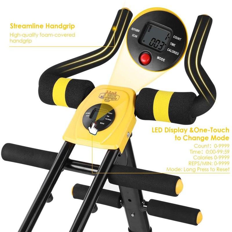 Adjustable Core & Abdominal Trainer