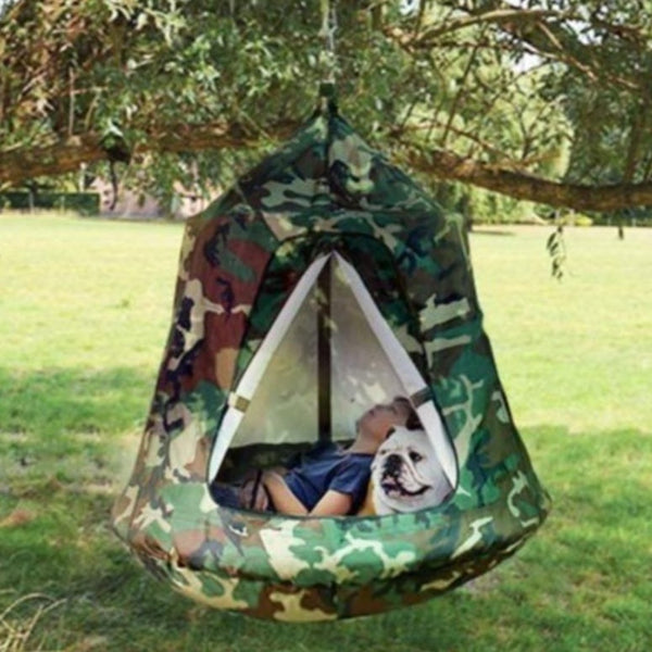 Hanging Tree Tents#color_Camouflage