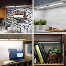 Under Cabinet LED Lighting Remote Control Dimmable Timer