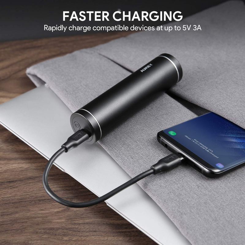 AUKEY USB C Tiny Power Bank 5000mAh [US Domestic Shipping] - KeeyPon