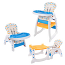 High Chair with Tray for Babies and Toddlers