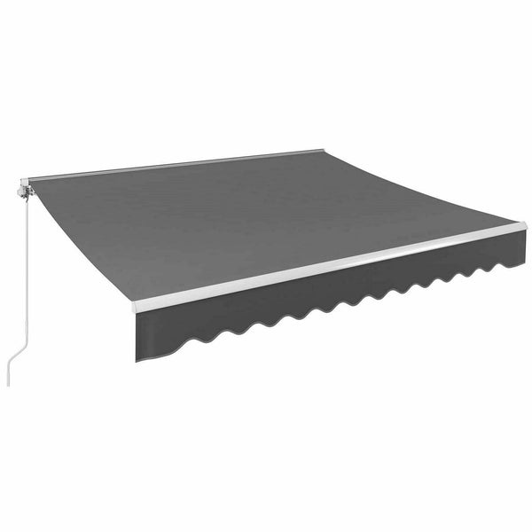 Retractable Sun Shade Awning Cover