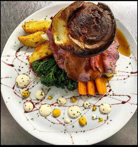 Sunday Roasts - Order deadline: Friday 10pm