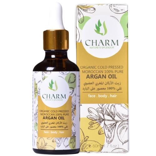 Moroccan Argan Oil 100% pure 50 ml
