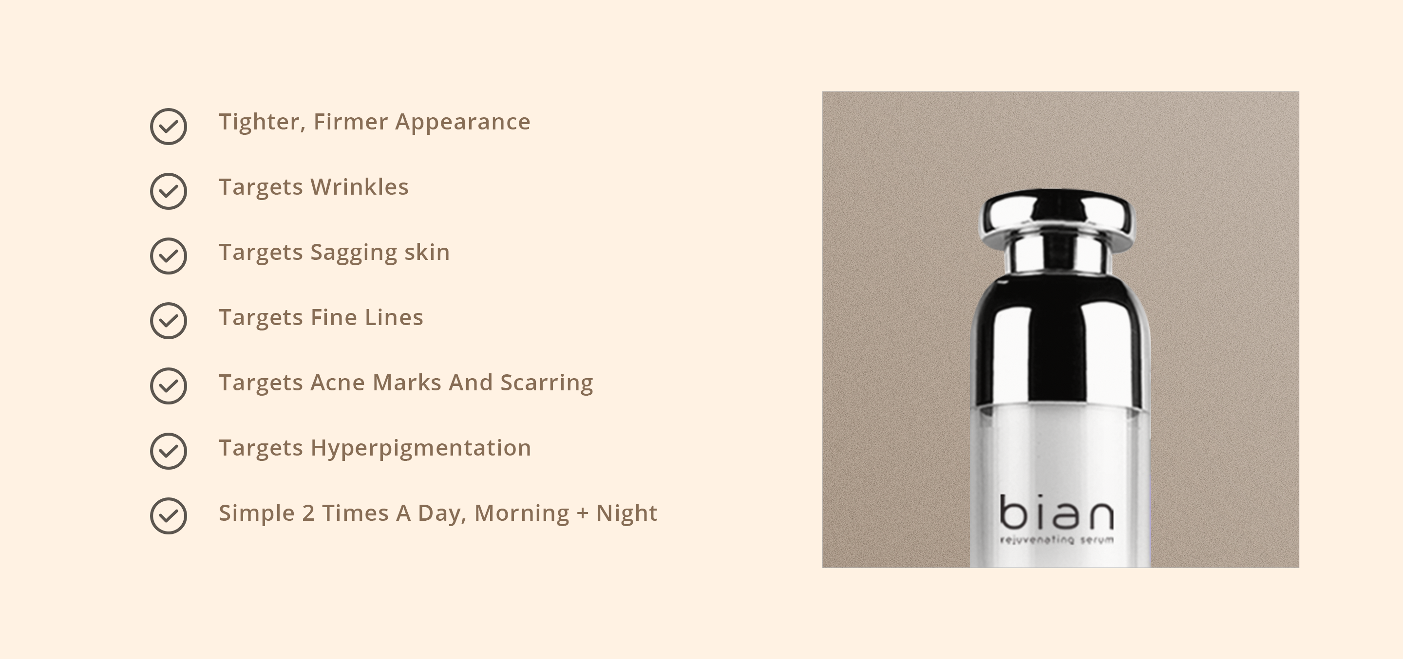 Bian Rejuvenating Serum