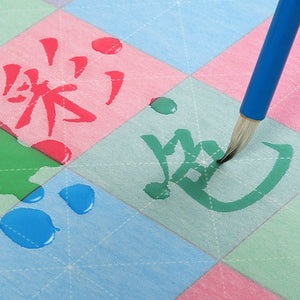 Reusable Magic Water Cloth for Chinese Calligraphy 学生书法水写布礼品套装 - Hantastic Kids