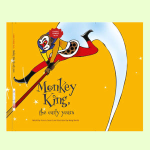 Monkey King: the Early Years (Classic Chinese Tales) - Hantastic Kids