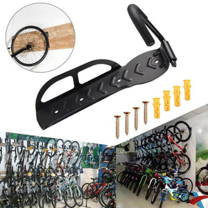 Bike Stand  - Steel Wall Mount Bicycle Holder