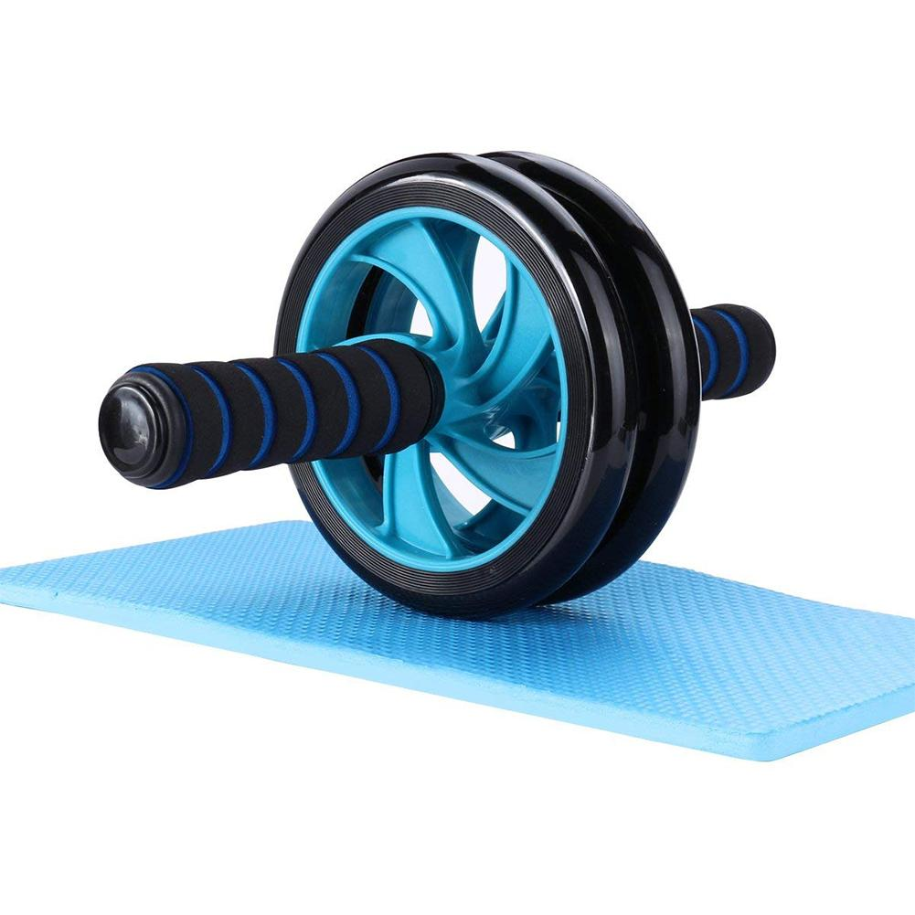 Abdominal Workout Wheel with Knee Pad