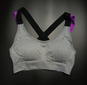 Ladies Colorful Sports Bra
