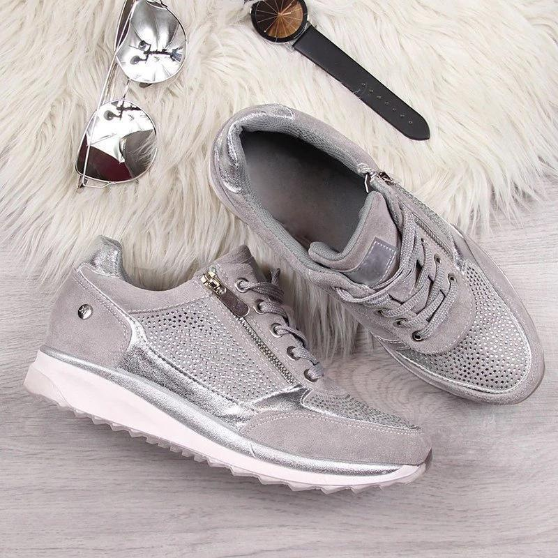 LIA - Extremely stylish and warm spring sneakers | hotfashion