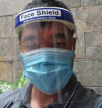 Face Shields (50 Pack) - Xpression Masks
