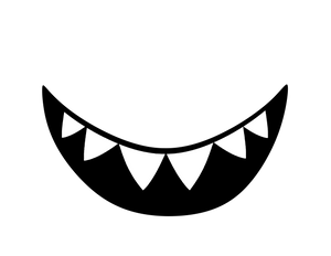 Toothy Smile - Xpression Masks