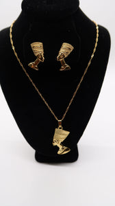 QUEEN NEFERTITI JEWELRY SET - Beloved Dreamers