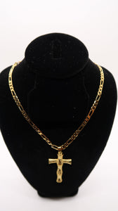 Cross Pendant Necklace - Beloved Dreamers