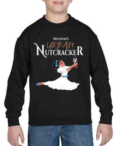 Clare and the Nutcracker Sweatshirt