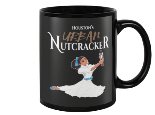 Clare and the Nutcracker Oversized Mug