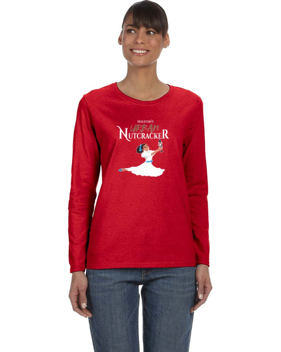 Clare and the Nutcracker Ladies Long Sleeve