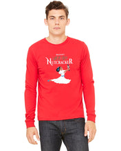 Load image into Gallery viewer, Clare and the Nutcracker Unisex Long Sleeve