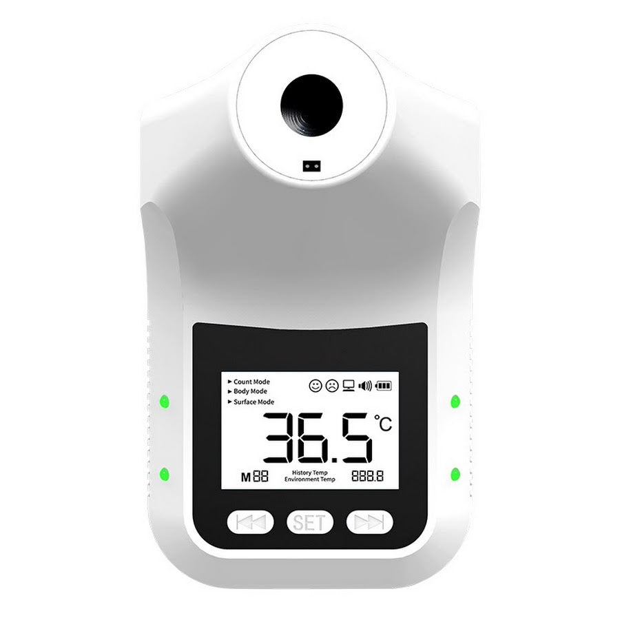 Self Scanning Thermometer