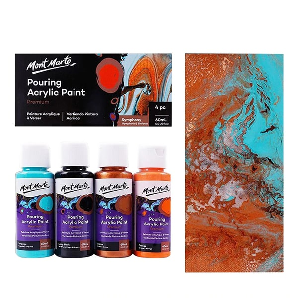Acrylic Pouring Paint Set
