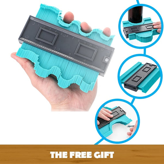 Bangle Drill Bit (8 Pcs)+ FREE GIFT