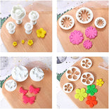 33 Pieces Clay Cutter Set