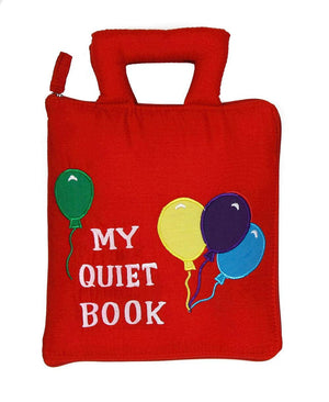 My Quiet Book by Pockets of Learning