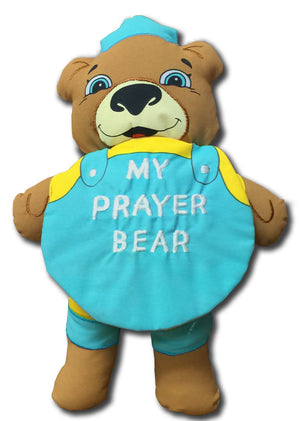 My Prayer Bear by Pockets of Learning