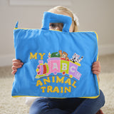 My ABC Animal Train - Pockets of Learning