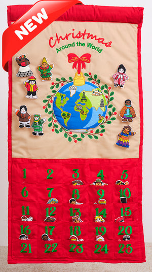 Christmas Around the World Advent Calendar