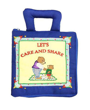 Let's Care and Share Book By Pockets of Learning