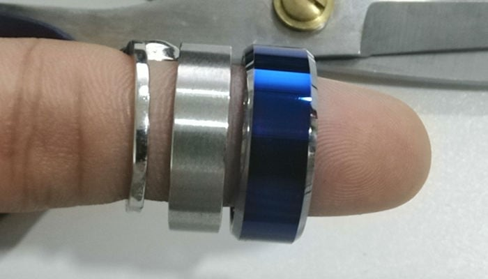 Which is better: Titanium Rings or Tungsten Carbide Ring