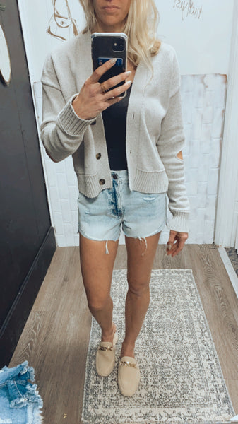 Kylee Denim Short