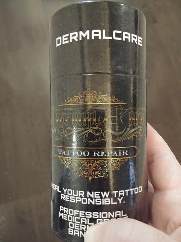 DERMALCare Tattoo Repair