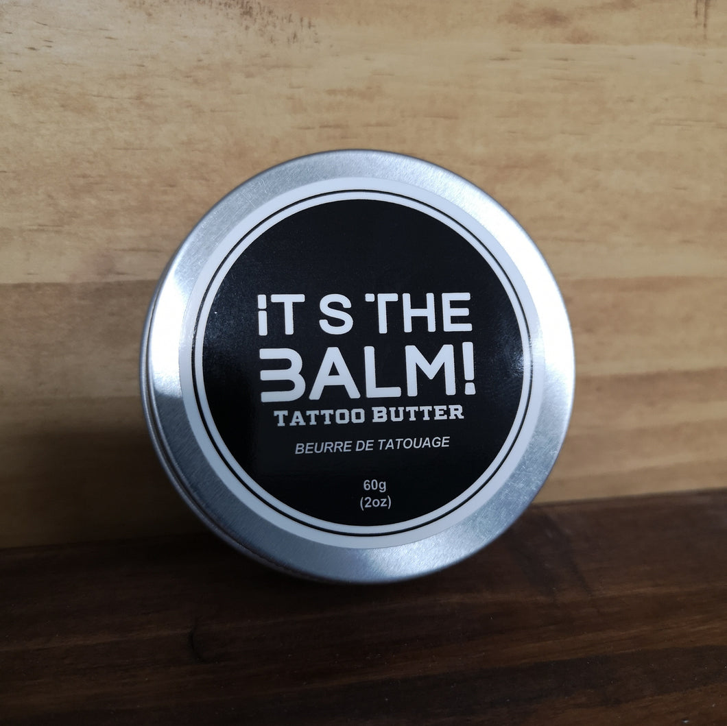 IT'S THE BALM - Large Tin (2oz)