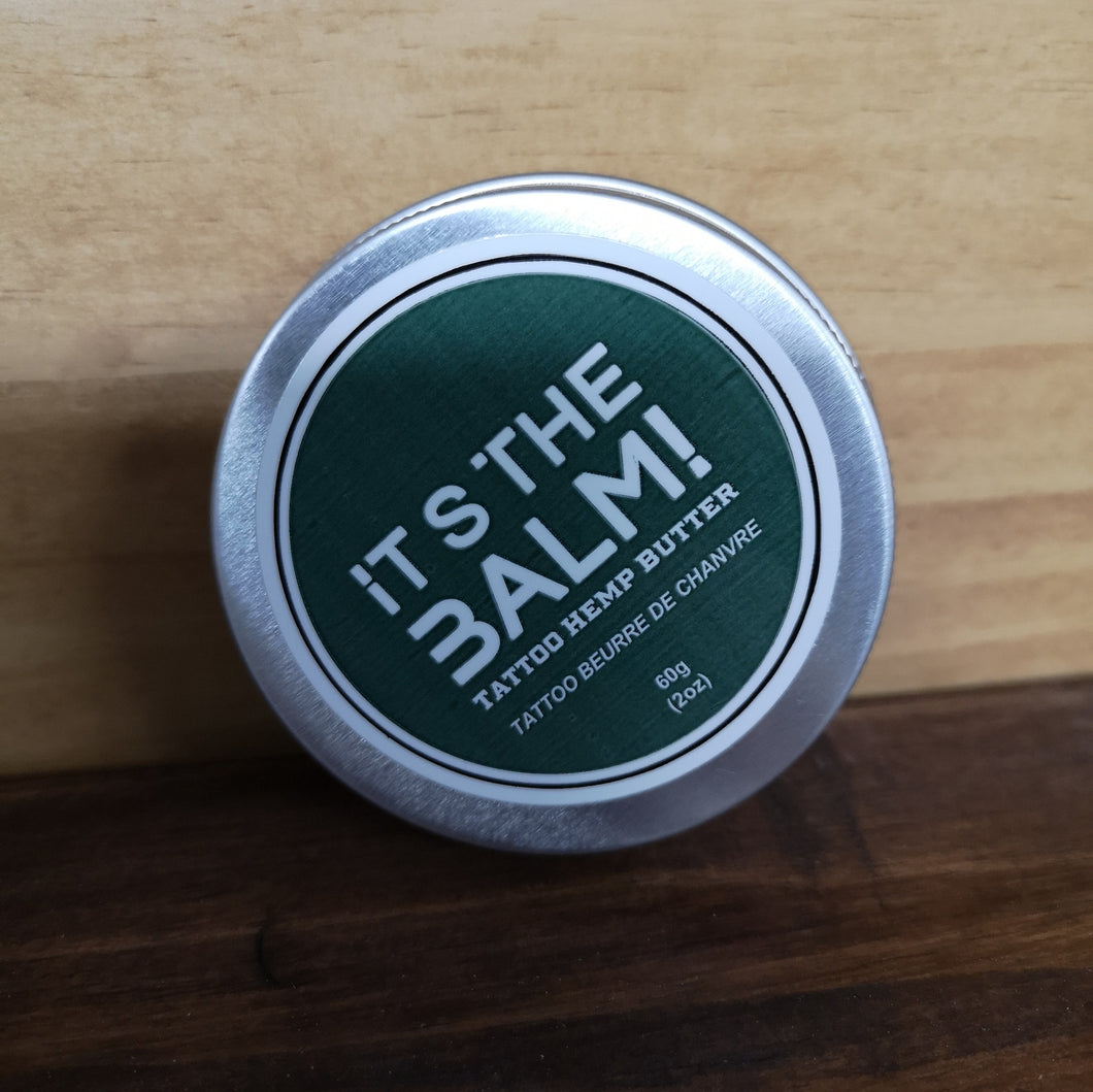 IT'S THE BALM - Large Tin (HEMP)