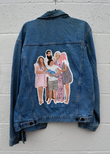 Digital Portrait Jacket