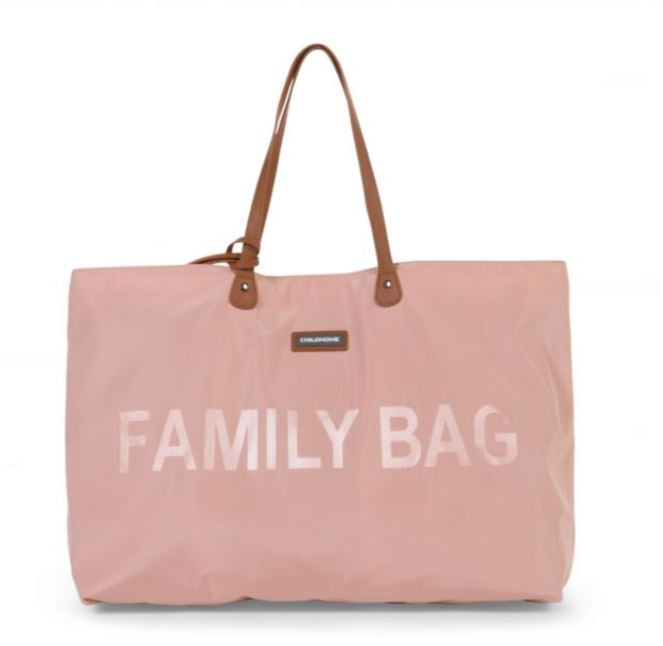 Childhome Family bag roze